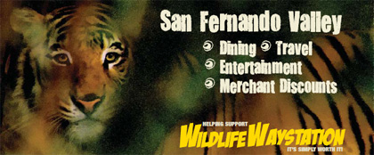 Wildlife Waystation - San Fernando Vaelly